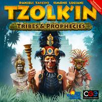 Tzolk'in: The Mayan Calendar - Tribes & Prophecies