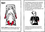 Black Stories: Medizin Edition cards