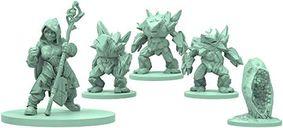 Godtear: Eternal Glade Starter Set miniatures