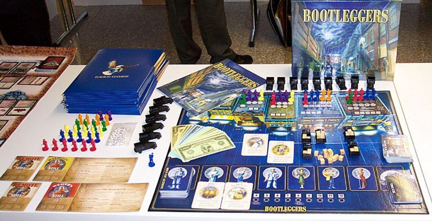 Bootleggers components