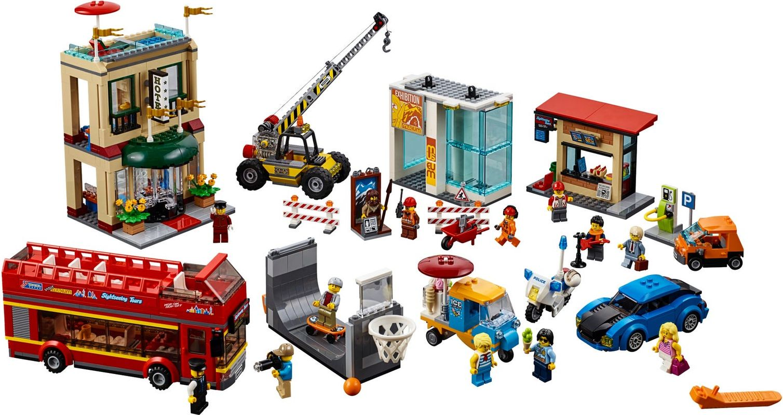 Capital City components
