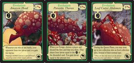 March of the Ants cards