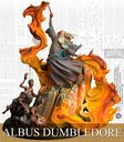 Harry Potter Miniatures Adventure Game: Albus Dumbledore Expansion