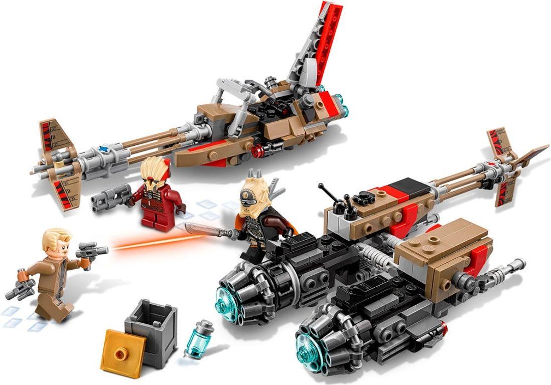 LEGO® Star Wars Cloud-Rider Swoop Bikes™ gameplay