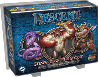 Descent: Journeys in the Dark (Second Edition) - Stewards of the Secret