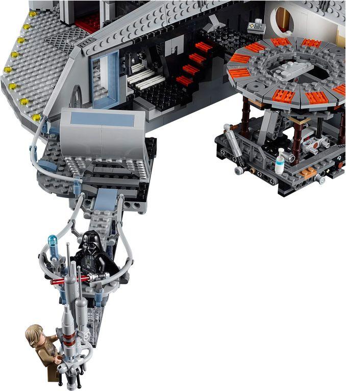 LEGO® Star Wars Betrayal at Cloud City™ components