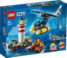 LEGO® City Police Lighthouse Capture