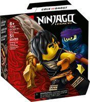LEGO® Ninjago Epic Battle Set - Cole vs. Ghost Warrior