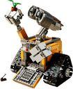 LEGO® Ideas WALL-E components