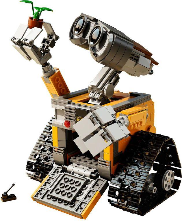WALL-E components