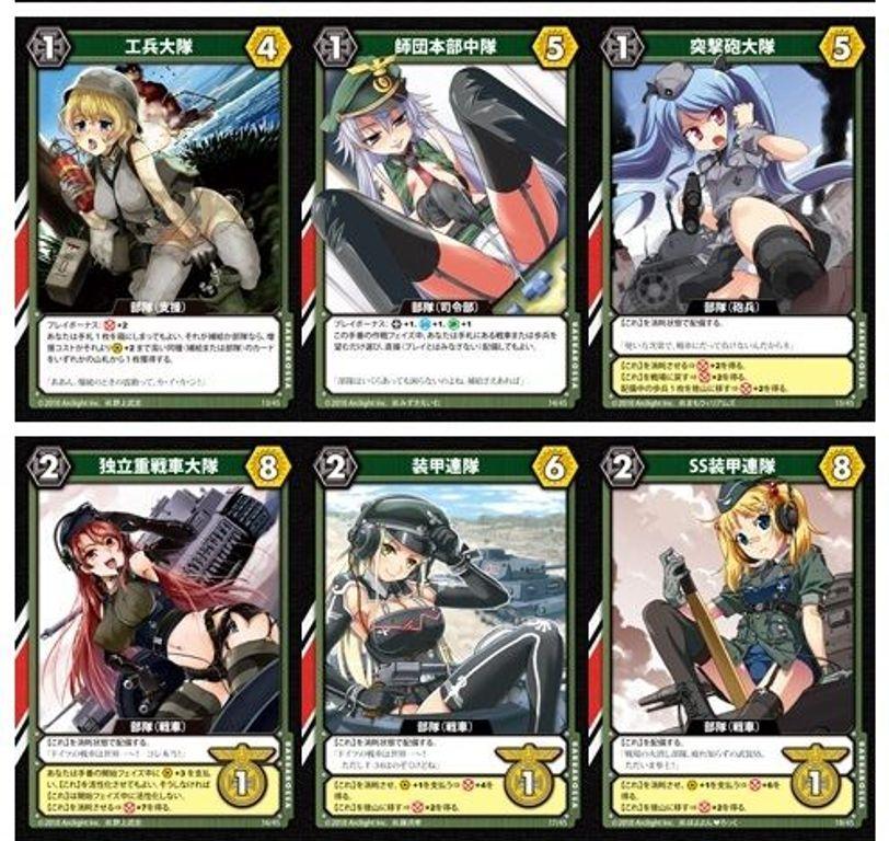 Barbarossa cartas