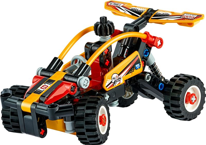 Buggy components