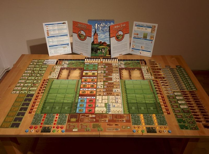 Fields of Arle components