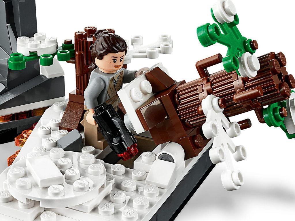 LEGO® Star Wars Duel on Starkiller Base™ minifigures