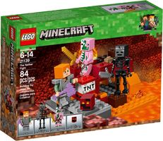 LEGO® Minecraft The Nether Fight