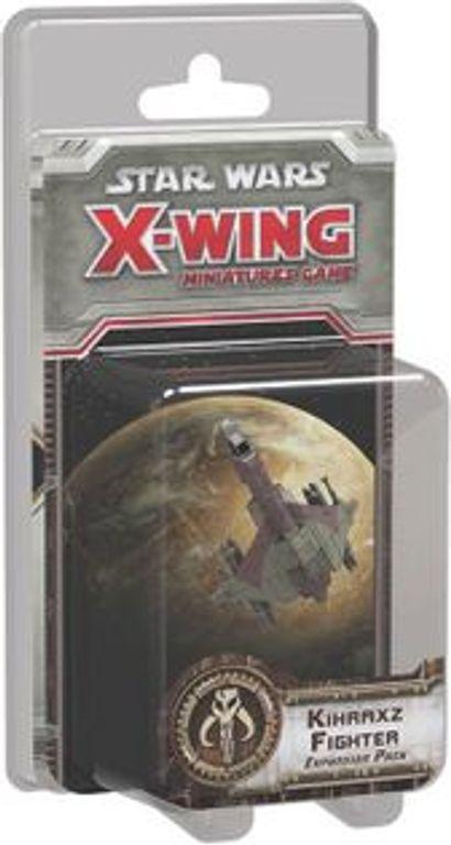 Star Wars X-Wing: El juego de miniaturas - Caza Kihraxz Pack de Expansión