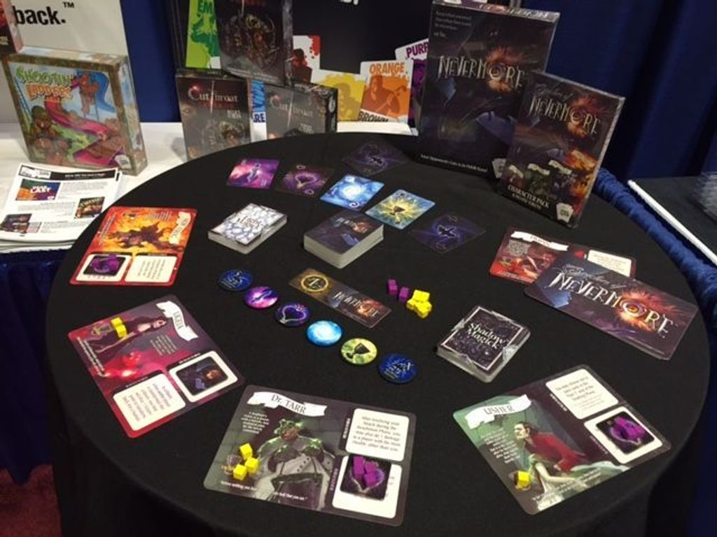 Specters of Nevermore components