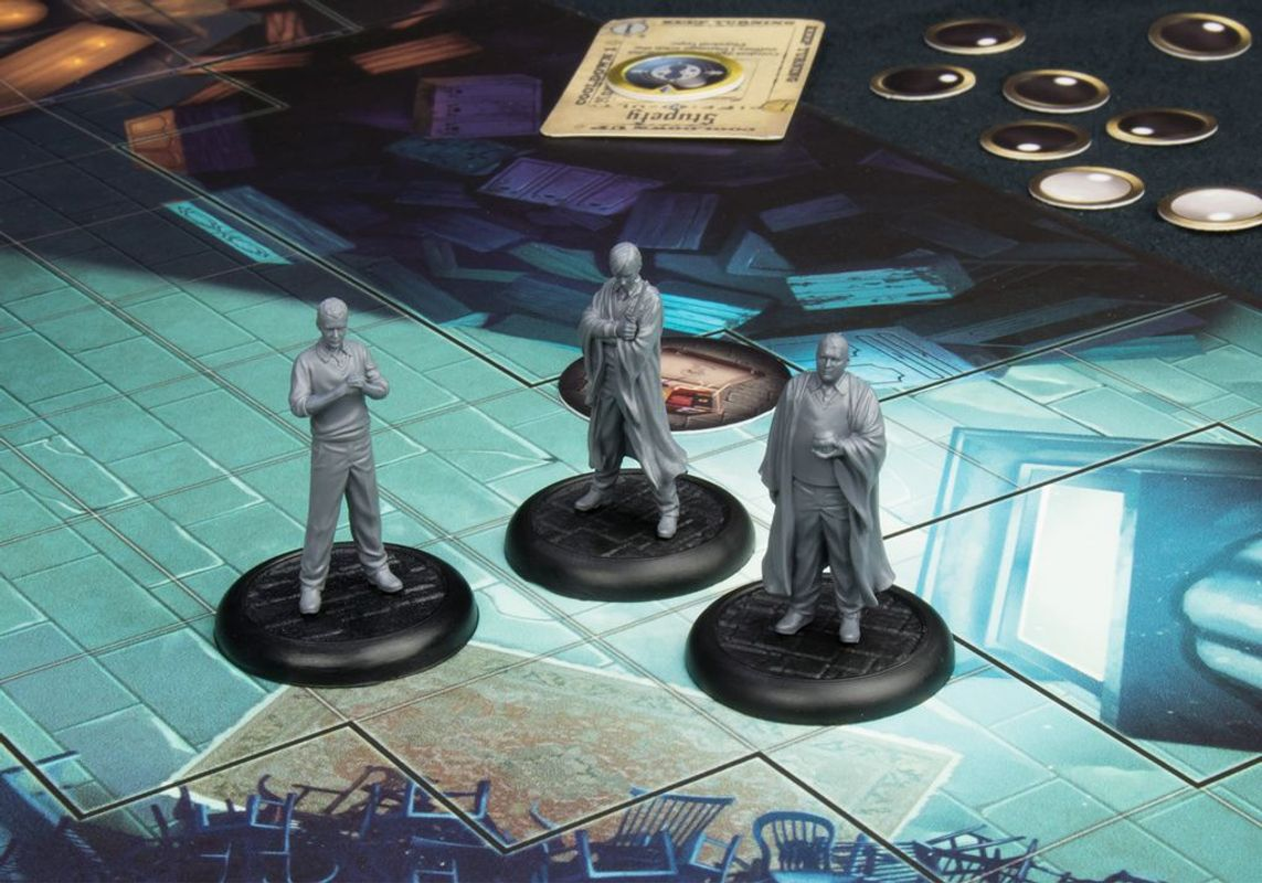 Harry Potter Miniatures Adventure Game miniatures