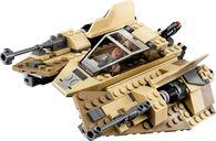 LEGO® Star Wars Sandspeeder components