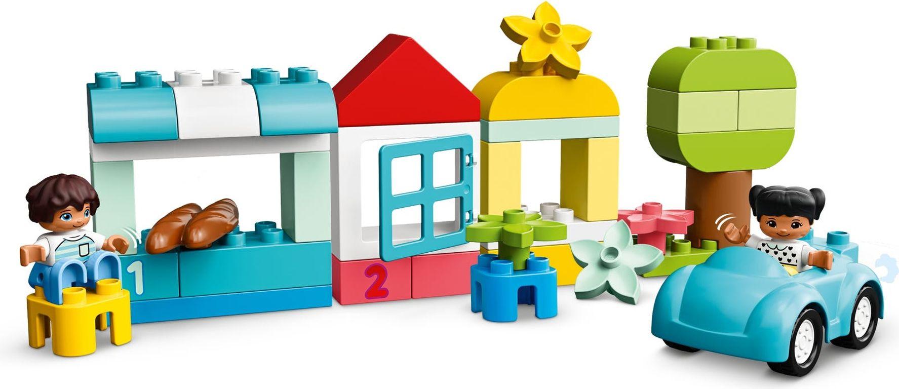 Brick Box components