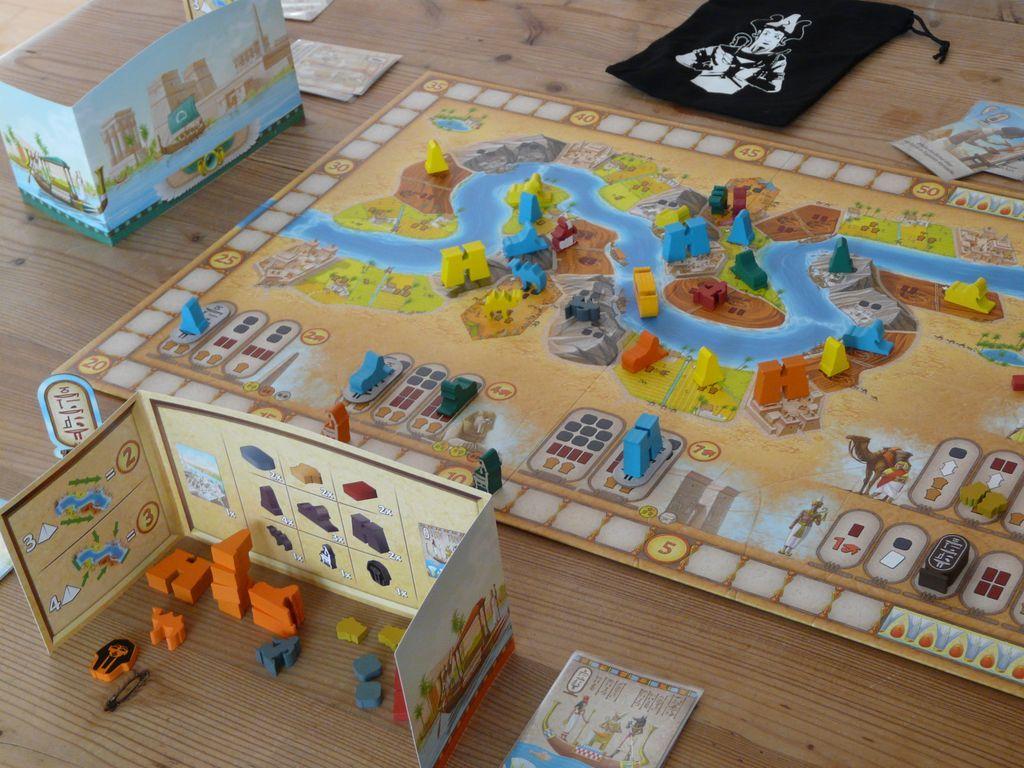 Sailing Toward Osiris gameplay