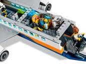 LEGO® City Passenger Airplane interior