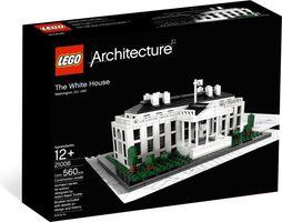 LEGO® Architecture The White House