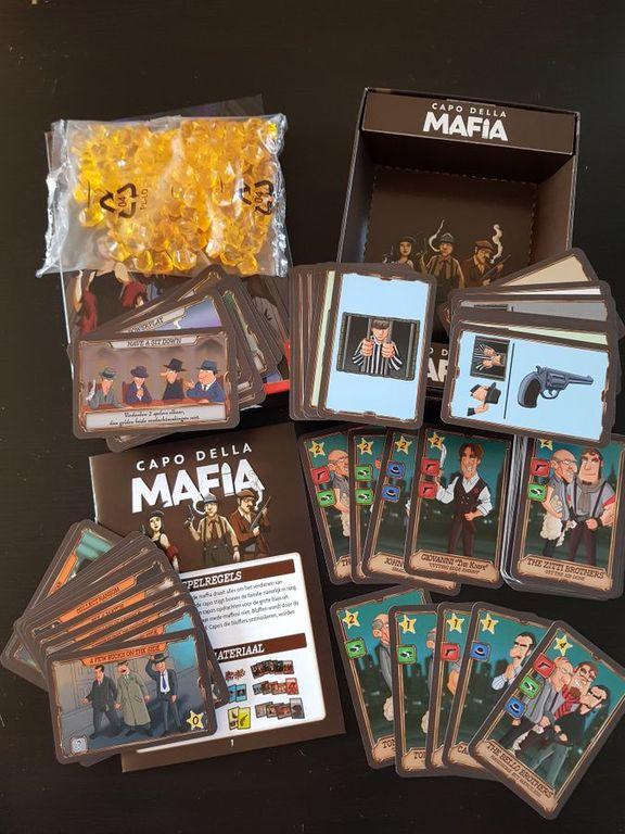 Capo della Mafia cards