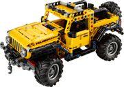 LEGO® Technic Jeep® Wrangler components