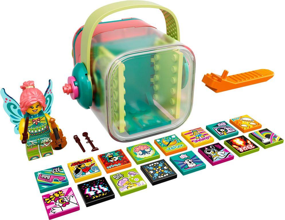 LEGO® VIDIYO™ Folk Fairy BeatBox components