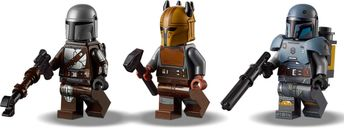 LEGO® Star Wars The Armorer's Mandalorian™ Forge minifigures