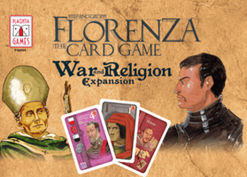 Florenza: The Card Game - War and Religion Expansion