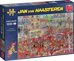 Jan Van Haasteren The Tomato Battle