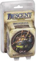 Descent: Viaggi nelle Tenebre (Seconda Edizione) - Pack Luogotenente Splig