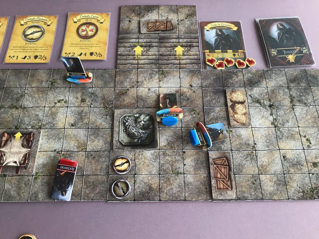 Gascony's Legacy gameplay