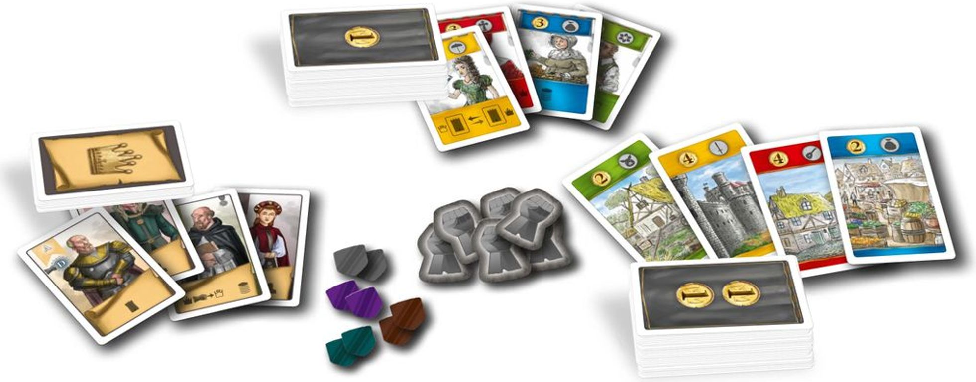 Rival Kings components