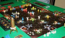 Starfarers of Catan: 5-6 Player Expansion gameplay