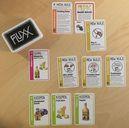 Drinking Fluxx cards