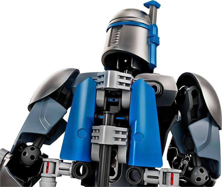 LEGO® Star Wars Jango Fett™ back side