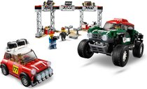 1967 Mini Cooper S Rally and 2018 MINI John Cooper Works Buggy gameplay