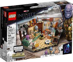 LEGO® Marvel Bro Thor's New Asgard