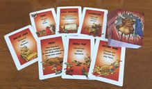 Running with the Bulls cards