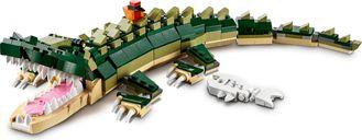 LEGO® Creator Crocodile gameplay