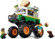 Monster Burger Truck gameplay