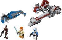 LEGO® Star Wars Barc Speeder components