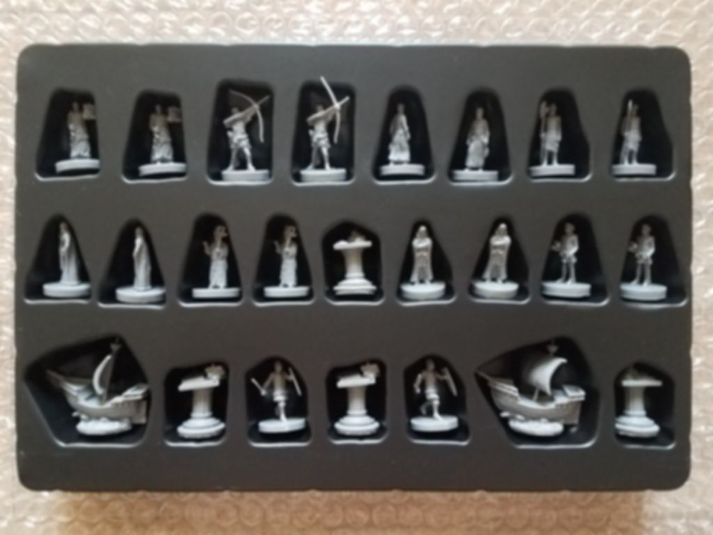 Crusader Kings: Councilors & Inventions Expansion miniatures