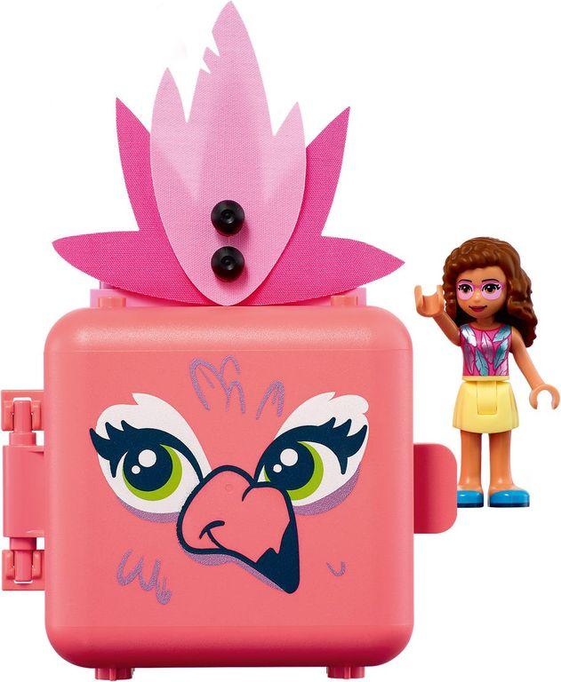 LEGO® Friends Olivia's Flamingo Cube box