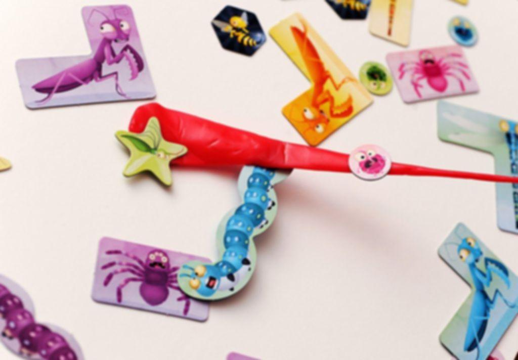 Sticky Chameleons gameplay