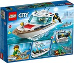 Diving Yacht back of the box