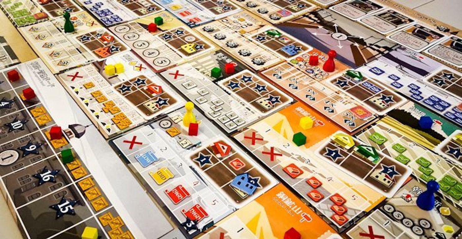 Yokohama gameplay